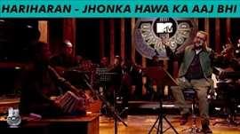 Hariharan - Royal Stag Barrel Select MTV Unplugged Season 5 - 'Jhonka Hawa Ka Aaj Bhi'