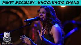 Mikey McCleary - MTV Unplugged Season 4 - 'Khoya Khoya Chand'