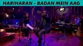 Hariharan - Royal Stag Barrel Select MTV Unplugged Season 5 - 'Badan Mein Aag'