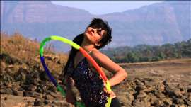 Reshma's Hula Hoop Tricks - Bikini Babes - Hot Photoshoot
