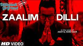 'Zaalim Dilli' Video Song | Dilliwaali Zaalim Girlfriend | Jazzy B, Hard Kaur