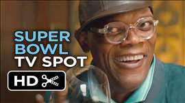 Kingsman: The Secret Service Official Super Bowl TV SPOT (2015) - Samuel L. Jackson Movie HD