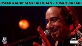 Ustad Rahat Fateh Ali Khan – Royal Stag Barrel Select MTV Unplugged Season 5 – ' Tumhe Dillagi '
