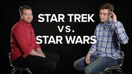 Which is better: Star Trek or Star Wars?