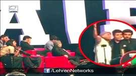 Ranveer Singh SMOOCHES Karan Johar| LehrenTV