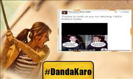 #DandaKaro – Internet Bullying