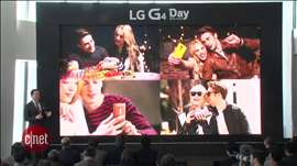LG unveils flagship G4 at New York press event