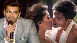 Bipasha Basu & Karan Singh Grover HOT BED SCENE   Karan's UNCENSORED Interview