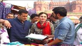 Salman Dominates The Sets Of 'Bhajrangi Bhaijan' | LehrenTV