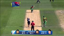 Bangladesh vs Scotland: Bangladesh begin in earnest. Watch ICC World Cup videos on starsports.com