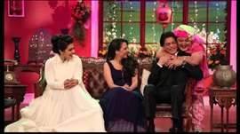 Arjun And Jacqueline Promote Roy At Comedy Nights With Kapil