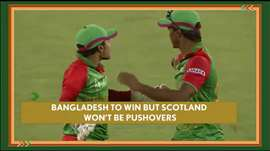 BAN vs SCO: Bangladesh aim for victory. Watch ICC World Cup videos on starsports.com