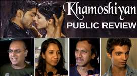 Khamoshiyan PUBLIC REVIEW