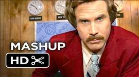 Stay Classy: Ultimate Will Ferrell Movie Mashup (2015) HD
