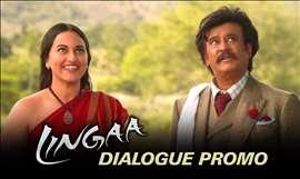 Lingaa   Dialogue Promo   ft. Rajinikanth, Sonakshi Sinha, Anushka Shetty, Jagapati Babu