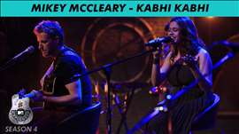 Mikey McCleary - MTV Unplugged Season 4 - 'Kabhi Kabhi'