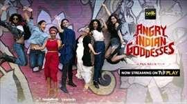 Angry Indian Goddesses   Now streaming on TVFPLAY #AIGonTVFPLAY