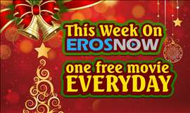 12 Days of X'mas - 12 Free Movies ONLY on ErosNow!