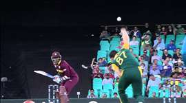 SA vs WI: Abbott rocks WI with early wickets. Watch ICC World Cup videos on starsports.com