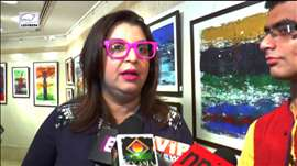 Farah Khan Offers OBAMA To Dance | LehrenTV