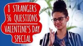 The 36 Questions To Ask Someone