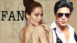 Shahrukh Khan to LAUNCH supermodel Waluscha De Souza in FAN