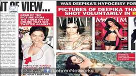 Deepika SUFFERS Because Of Cleavage Controversy | LehrenTV