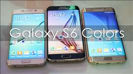Samsung Galaxy S6 / Galaxy S6 Edge Different Color Variants