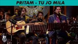 Pritam – Royal Stag Barrel Select MTV Unplugged Season 5 – Tu Jo Mila