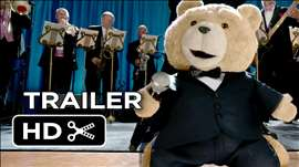 Ted 2 Official Trailer #1 (2015) - Mark Wahlberg, Seth MacFarlane Comedy Sequel HD