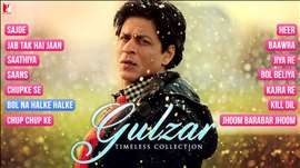 Gulzar - Timeless Collection - Full Song Audio Jukebox - YRF Hits