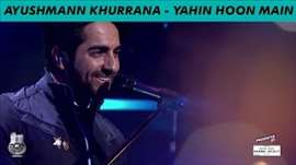 Ayushmann Khurrana – Royal Stag Barrel Select MTV Unplugged Season 5 – 'Yahin Hoo Main'