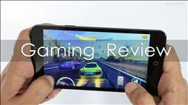 Yu Yureka Android Smartphone Gaming Review with Temp Check