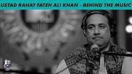 Ustad Rahat Fateh Ali Khan - Royal Stag Barrel Select MTV Unplugged Season 5 - 'Behind The Music'
