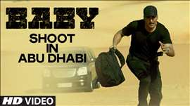 'Baby' Shoot in Abu Dhabi | Releasing on 23rd January 2015