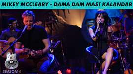 Mikey McCleary - MTV Unplugged Season 4 - 'Dama Dam Mast Kalandar'