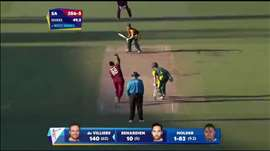 SA vs WI: AB demolishes WI bowlers. Watch ICC World Cup videos at starsports.com