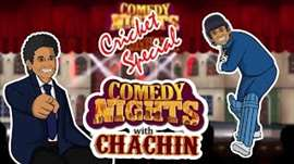 India vs Pakistan - Comedy Nights With Sachin || Shudh Desi Endings
