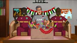 INDIA vs WEST INDIES MAUKA MAUKA SPOOF II SHUDH DESI ENDINGS