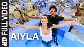 'Aiyla' FULL VIDEO Song 'I' | A. R. Rahman | Shankar, Chiyaan Vikram, Amy Jackson