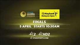 BWF Maybank Malaysia Open Semi-finals