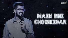 EIC: Main Bhi Chowkidar - Azeem Banatwalla Stand-up