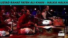 Ustad Rahat Fateh Ali Khan – Royal Stag Barrel Select MTV Unplugged Season 5 – ' Halka Halka '
