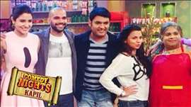 Comedy Nights with Kapil | 8th March 2015 Episode | Anushka Sharma, Neil Bhoopalam