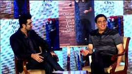Ranbir Kapoor launches Dream With Your Eyes Open By Ronnie Screwvala