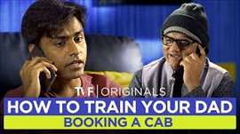 TVF's How To Train Your Dad: Booking A Cab