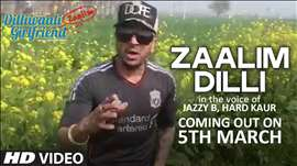 'Zaalim Dilli' RELEASING TOMORROW | Jazzy B | Dilliwaali Zaalim Girlfriend