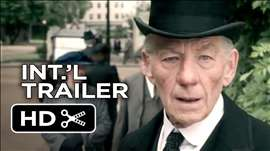 Mr. Holmes Official UK Trailer #1 (2015) - Ian McKellen Mystery Drama HD