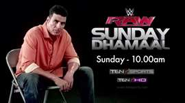 GABBAR  RAW Sunday Dhamaal