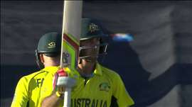 AUS vs AFG: Australia thrash Afghanistan. Watch ICC World Cup videos on starsports.com